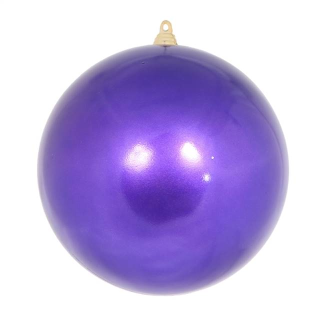 "4"" Purple Candy Finish Ball"