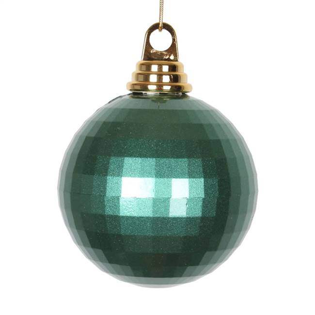 "4"" Emerald Candy Mirror Ball"