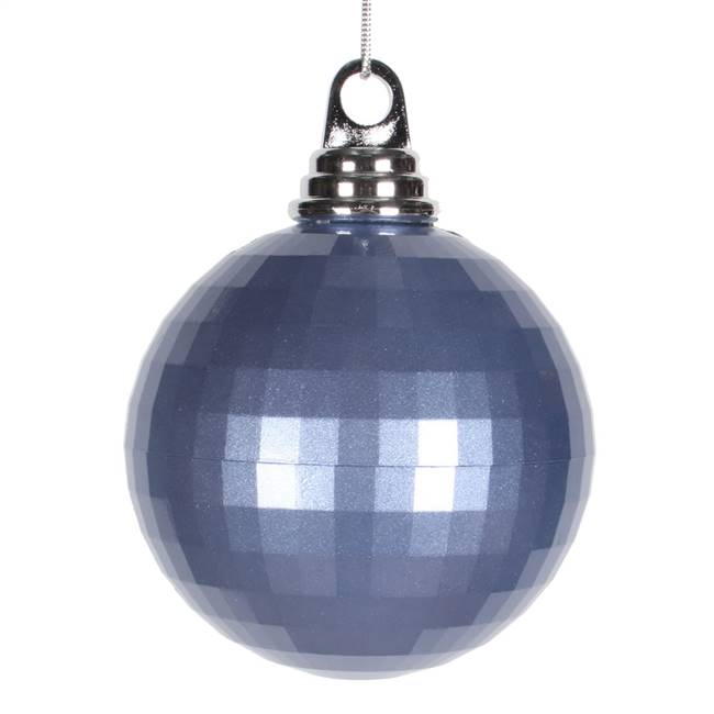 4'' Periwinkle Candy Mirror Ball 1/Bag