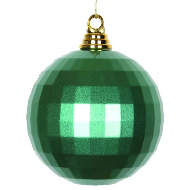 "5.5"" Emerald Candy Mirror Ball"