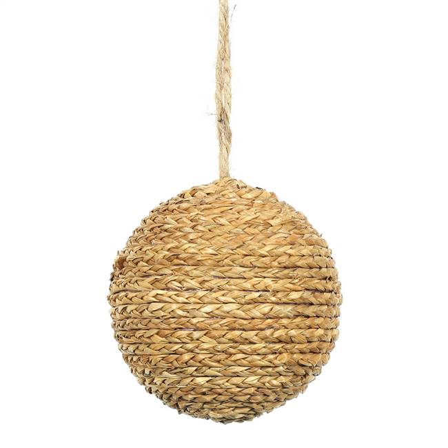 "4"" Camel Rope Ball 4/Box"