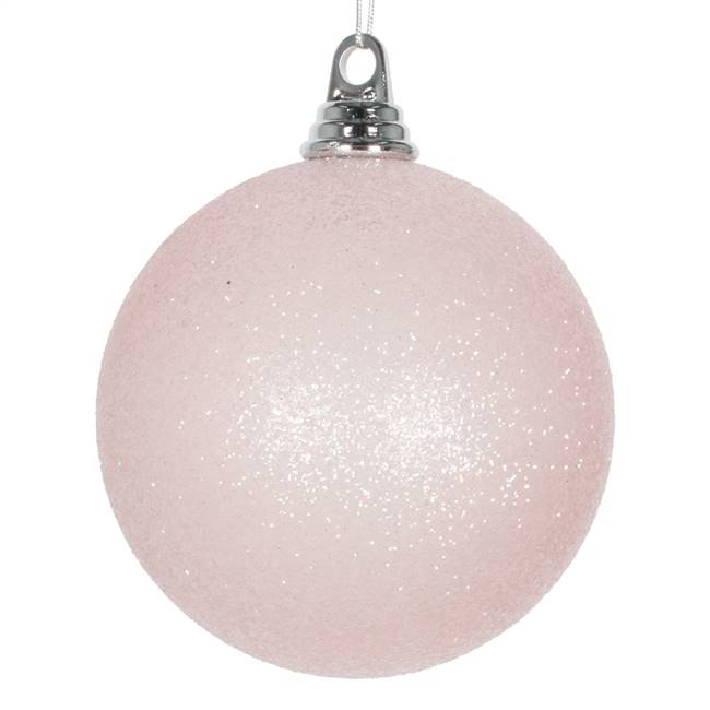 "5.5"" Pink Sugar Finish Ball 2/Box"