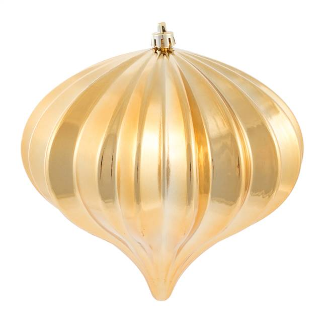 "5.7"" Copper/Gold Shiny Onion UV  3/Bg"