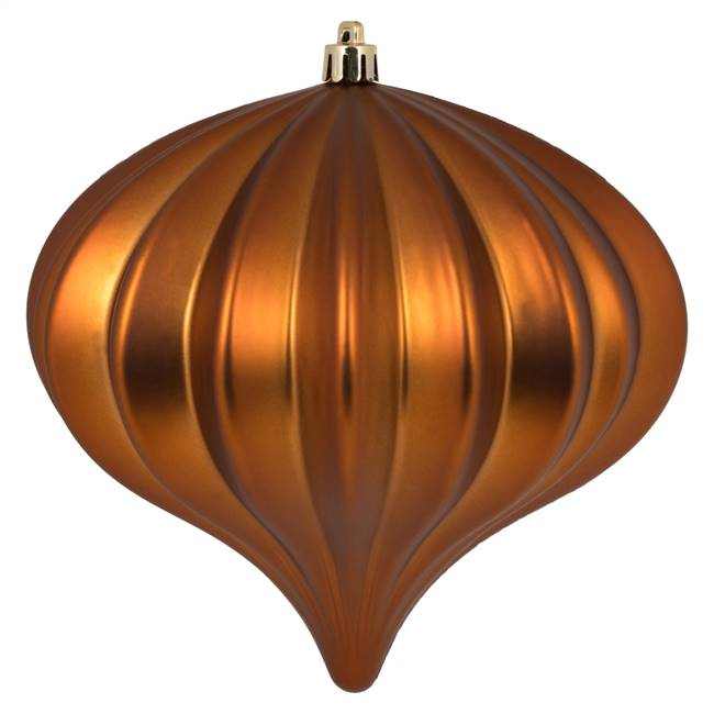 "5.7"" Copper Matte Onion UV 3/Bag"