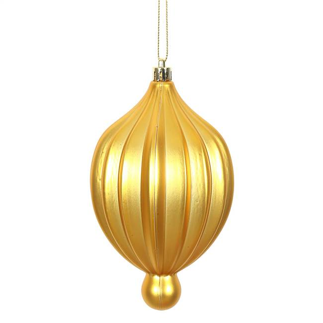 "6.3"" x 3.5"" Honey Gold Matt Lantern 4/Bg"