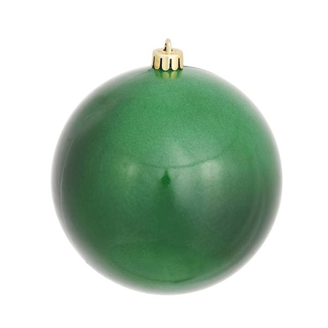 "4"" Emerald Pearl Finish Ball 1/Bag"