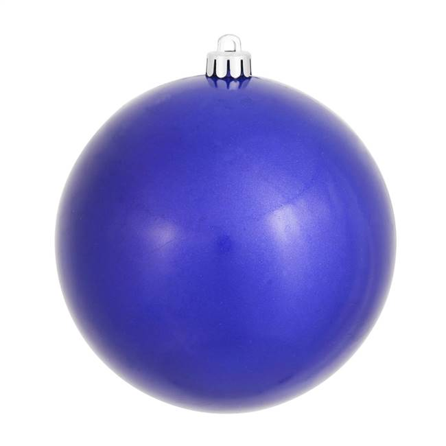 "4.75"" Cobalt Blue Pearl Finish Ball 1/Ba"