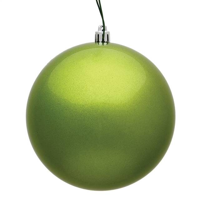 "4.75"" Lime Candy Ball UV 4/Bag"