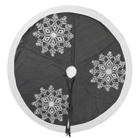"60"" Winter Snowflake Tree Skirt"