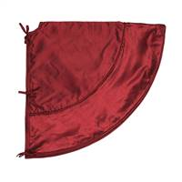"54"" Burgundy Colorway Treeskirt"