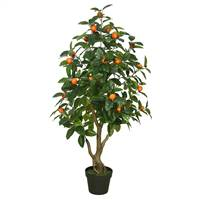 "48"" RT Orange Tree w/Pot"