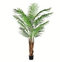 6' Potted Areca Palm 567 Leaves
