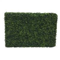 "L36""xW12""xH24"" Boxwood Hedge UV"