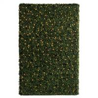 "72""x16""x48"" Boxwood Hedge 700 WW LED UV"