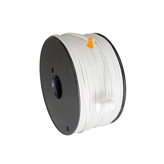 500' White 18Ga CSA SPT2 Wire Only Spool