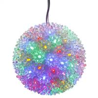 "100Lt x 7.5"" LED Multi Starlight Sphere"