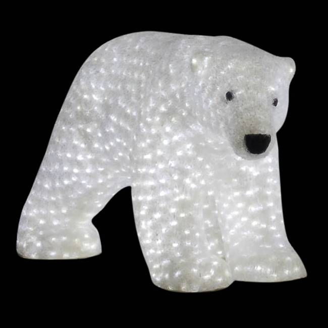 "23.5"" x 43"" x 23"" Female P Bear 1540LED"