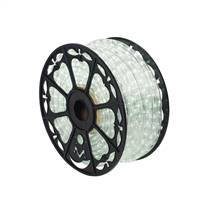 "150' x .5"" Pure Wht LED Rope Light 120V"