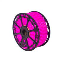 "150' x .5"" Fluorescent Pink LED Rope Lt"
