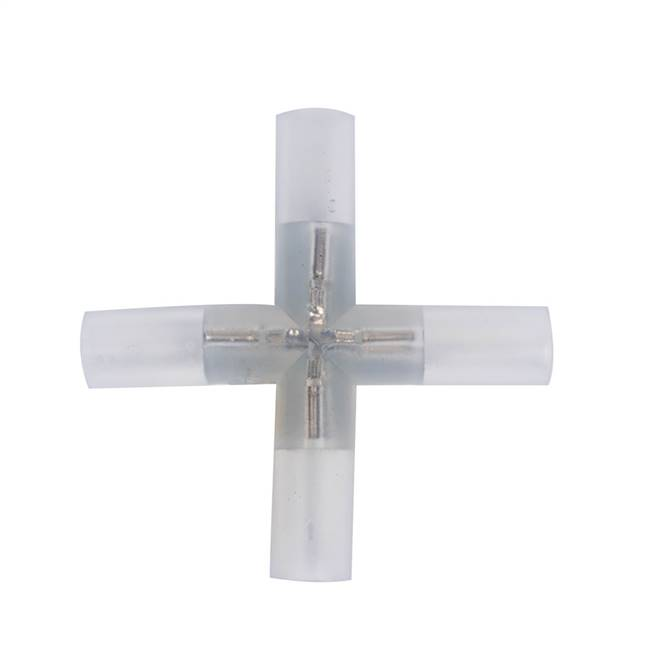 ".5"" Rope Light Cross-Connector 6/Bag"