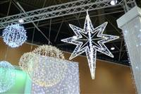 4' x 2.5' LED 8 Point Bethlehem Star