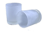 Frosted Votive Candle Holder (Case of 25)