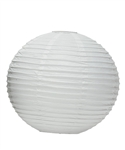 "12"" Paper Lantern (Pack of 24) - White"