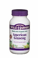 American Ginseng 50 capsules