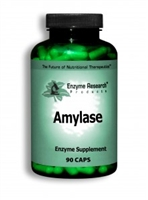 Enzyme Research Products Amylase - 90 capsules