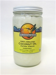 Coconut Oil - 32 ounce