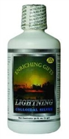 Lightning Colloidal Silver - 32 ounces - Enriching Gifts