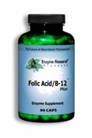 Folic Acid/B12 Plus - 90 capsules