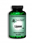 Enzyme Research Products Lipase - 90 capsules