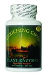 Plant Enzymes - 270 capsules - 400mg - Enriching Gifts