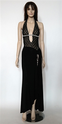 Kamala Collection Sexy Evening Gowns - Ashley lace dress