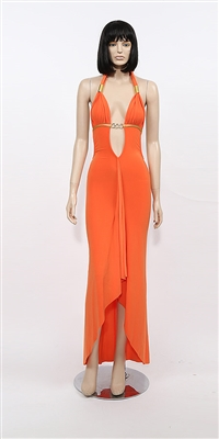 Kamala Collection Sexy Evening Gowns - Kylie halter dress