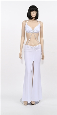 Savannah - Sexy two piece dress by Kamala Collection