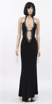 Kamala Collection Sexy Evening Gowns - Aries sequin dress