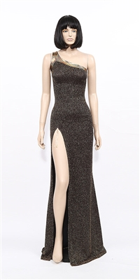 Kamala Collection Sexy Evening Gowns - Danielle cowl dress