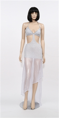 Brooke - Glitter dress by Kamala Collection