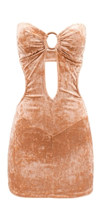 Jo Jo mini dress by Kamala Collection Clubwear