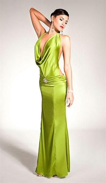 Formal Silk Dresses