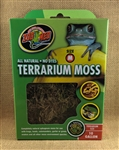 Zoo Med Terrarium Moss Medium Size