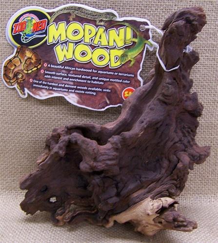 Zoo Med Mopani Wood Small