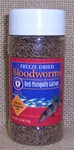 San Francisco Bay Freeze Dried Bloodworms