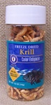 San Francisco Bay Freeze Dried Krill