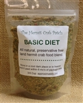 THCP Basic Diet hermit crab food