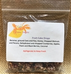 Crabby Delights Fruit Cake Drops