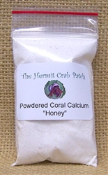 The Hermit Crab Patch Powdered Honey Coral Calcium