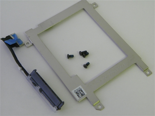 Dell Latitude 7440 E7440 Hard Drive Caddy Bracket 0WPRM HDD Cable Connector US